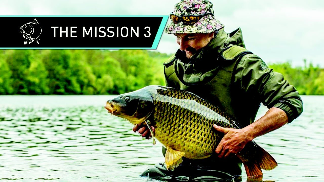 The Mission 3 - Oli Davies Big River Carp Fishing
