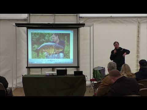 Terry Dempsey Brentwood 2018 Talk - Catching Carp On The Nutcracker