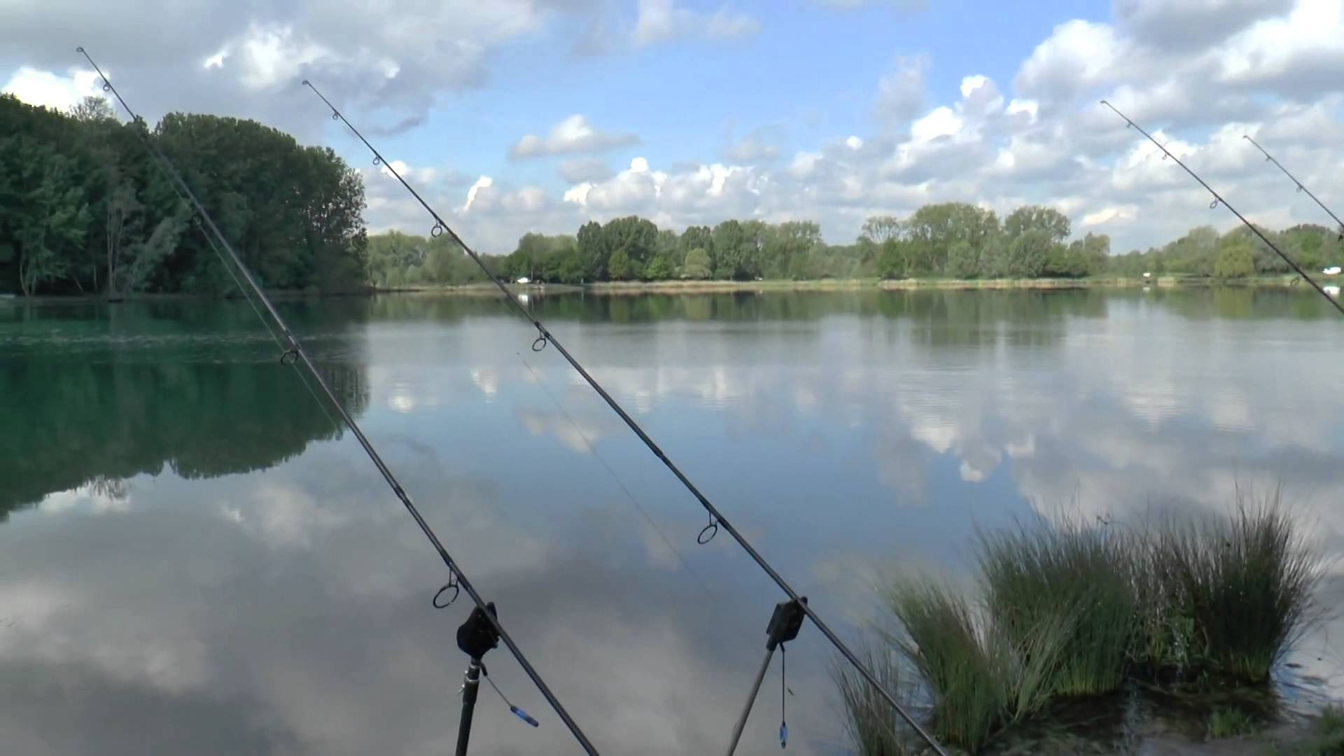 Carp Fishing  at the Sticky Baits Social Part 2
