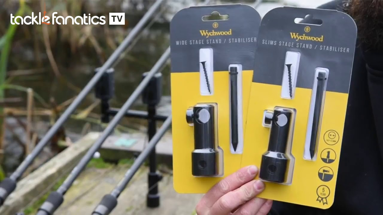 Tackle Fanatics TV - Wychwood Stage Stands