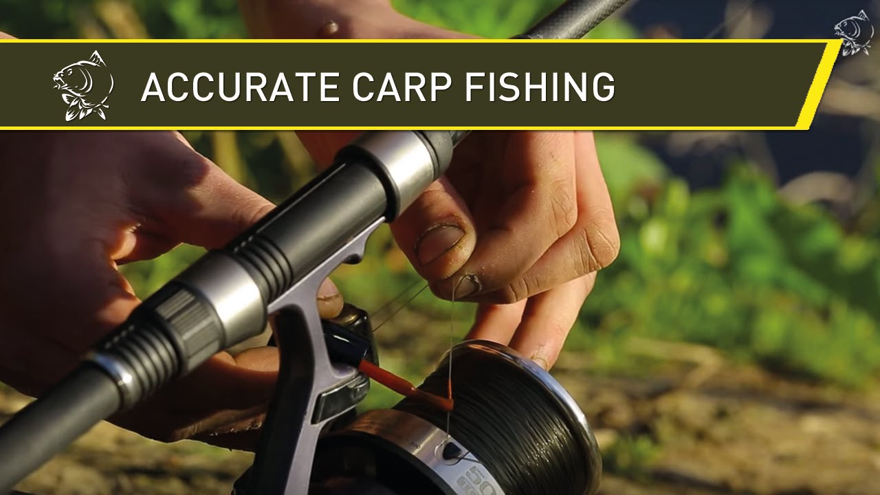 CARP FISHING with the NEW Spot On Stix Distance Sticks and Spot On Line Marker for Carp Fishing