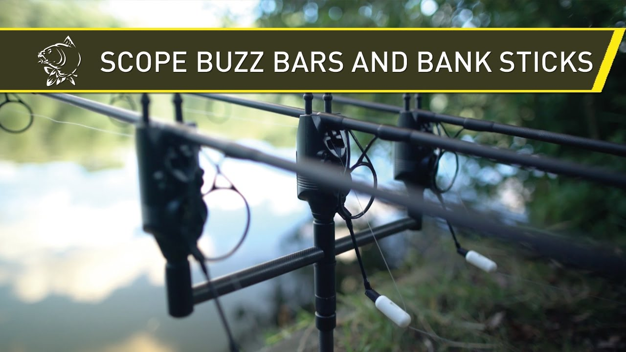 Scope Black Ops Buzz Bars and Bank Sticks