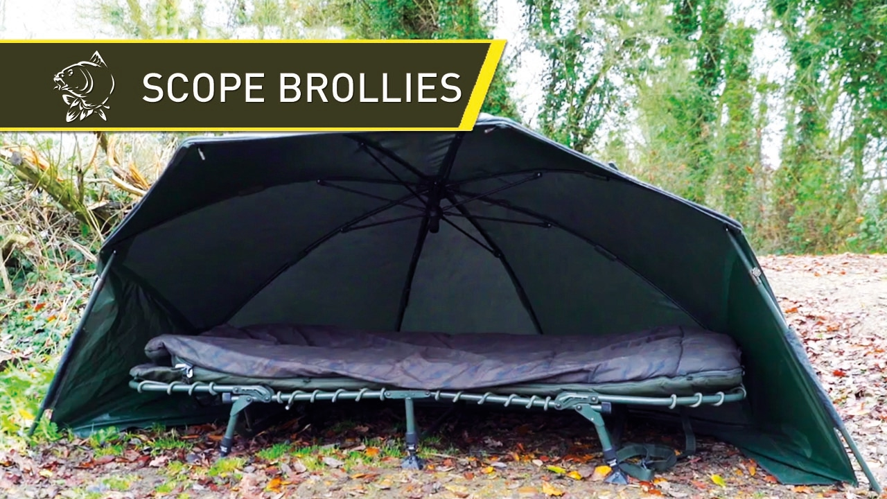Scope Recon and Ops Brollies