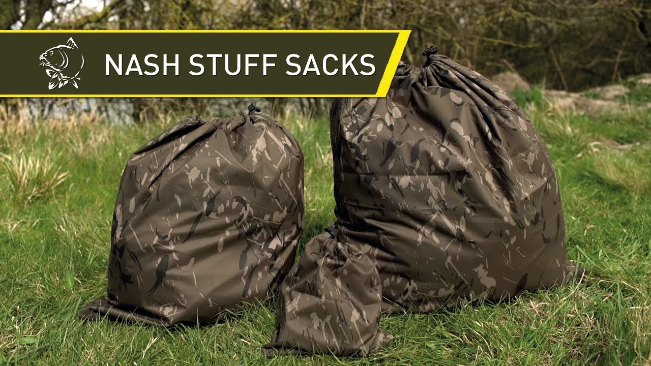 Simple, space efficient storage with the Nash Stuff Sacks