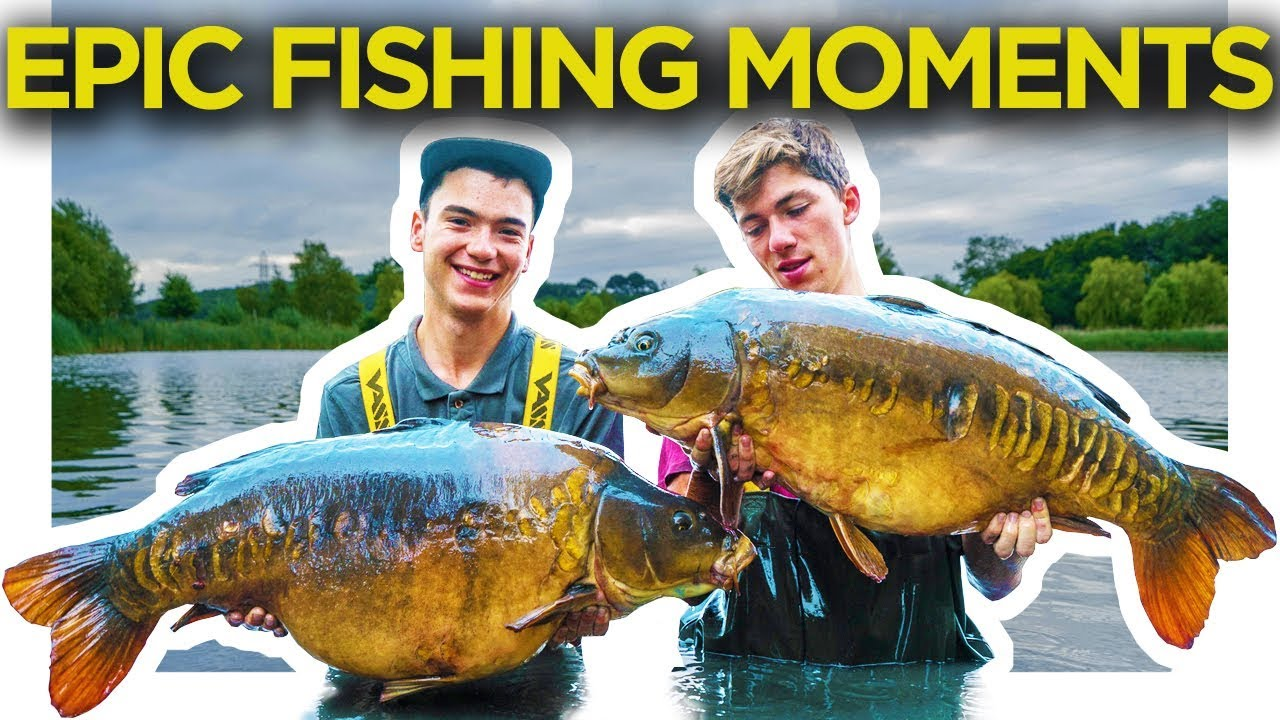 BEST FISHING MOMENTS EVER!