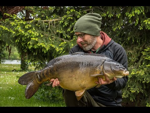 Mark Wozencroft | Horton Church Lake Blog 1 | Carp Fishing