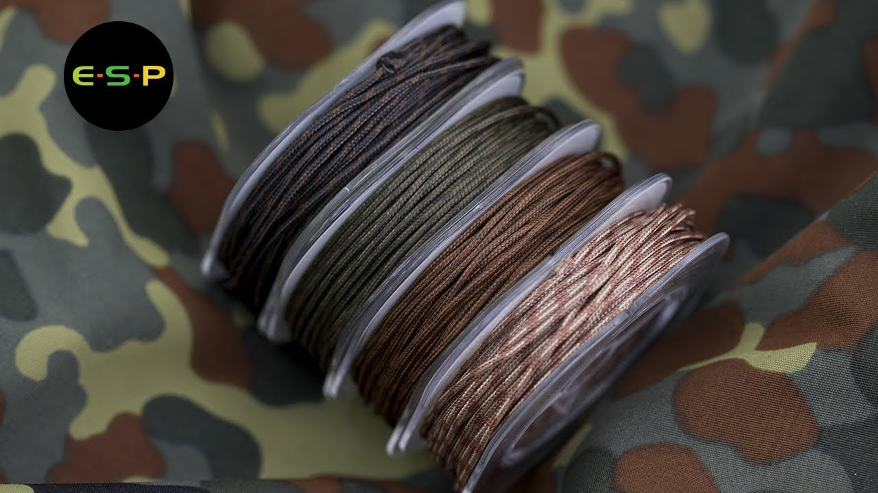 E-S-P Leadcore Mini Spools