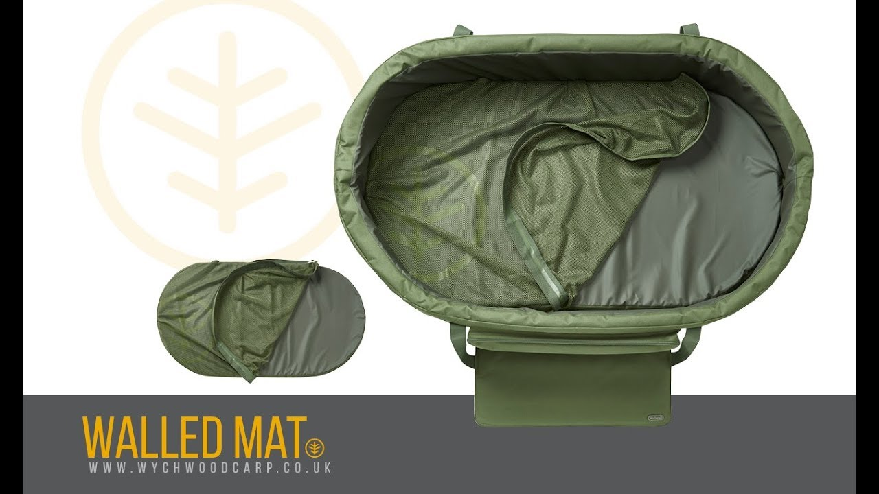 Wychwood: Walled Mat | Carp Fishing