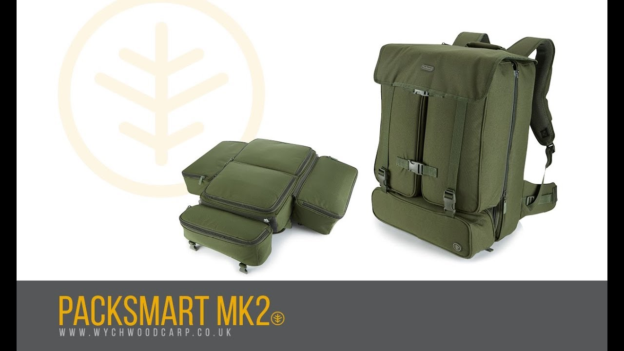 Wychwood: Packsmart Mk2 | Carp Fishing