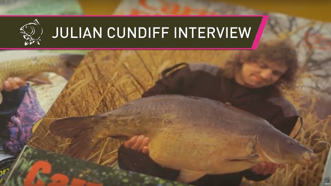 Carp Fishing Legends - Julian Cundiff Interview
