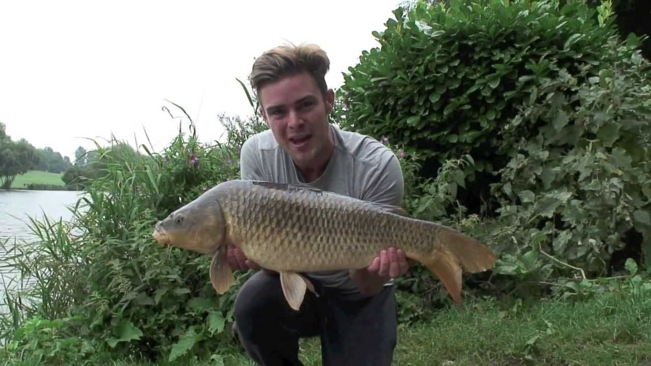 A Day Carp Fishing On Stanborough with Team Korda's James Armstrong