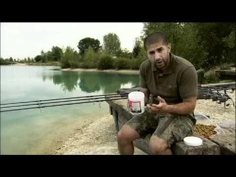 Carp Fishing: Ali Hamidi's Custom Cell Hookbaits