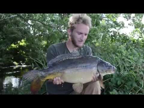 Gone Fishing with Tom Dove - Team Korda