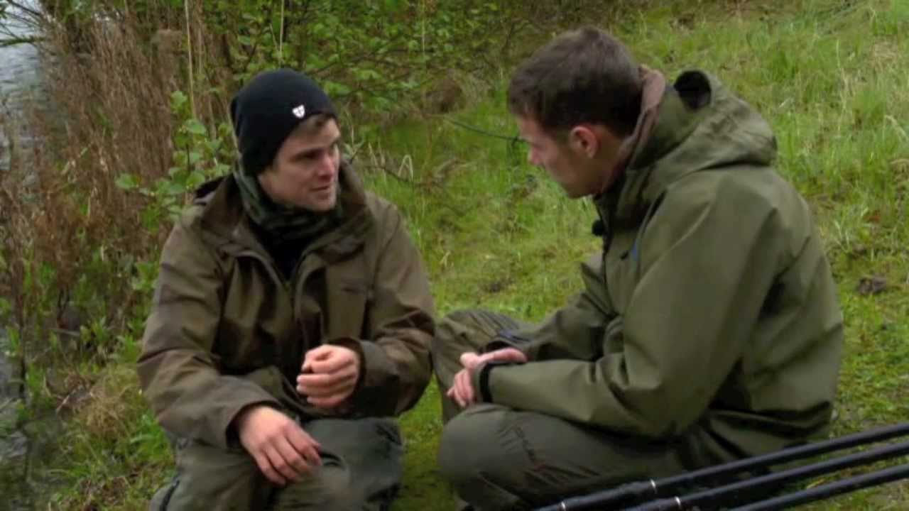 James Armstrong - clear water fishing with Carp TV