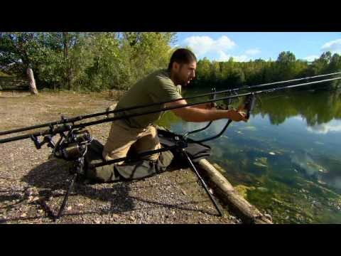 Korda Carp Tackle, Tactics and Tips Fishing DVD - Cygnet Rodpods