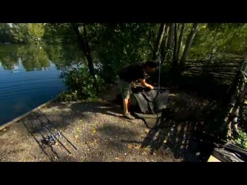 Korda Carp Tackle, Tactics and Tips Fishing DVD - Weighing Tripod