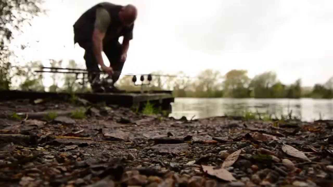 Team Korda - Dave Finn - Carp Fishing