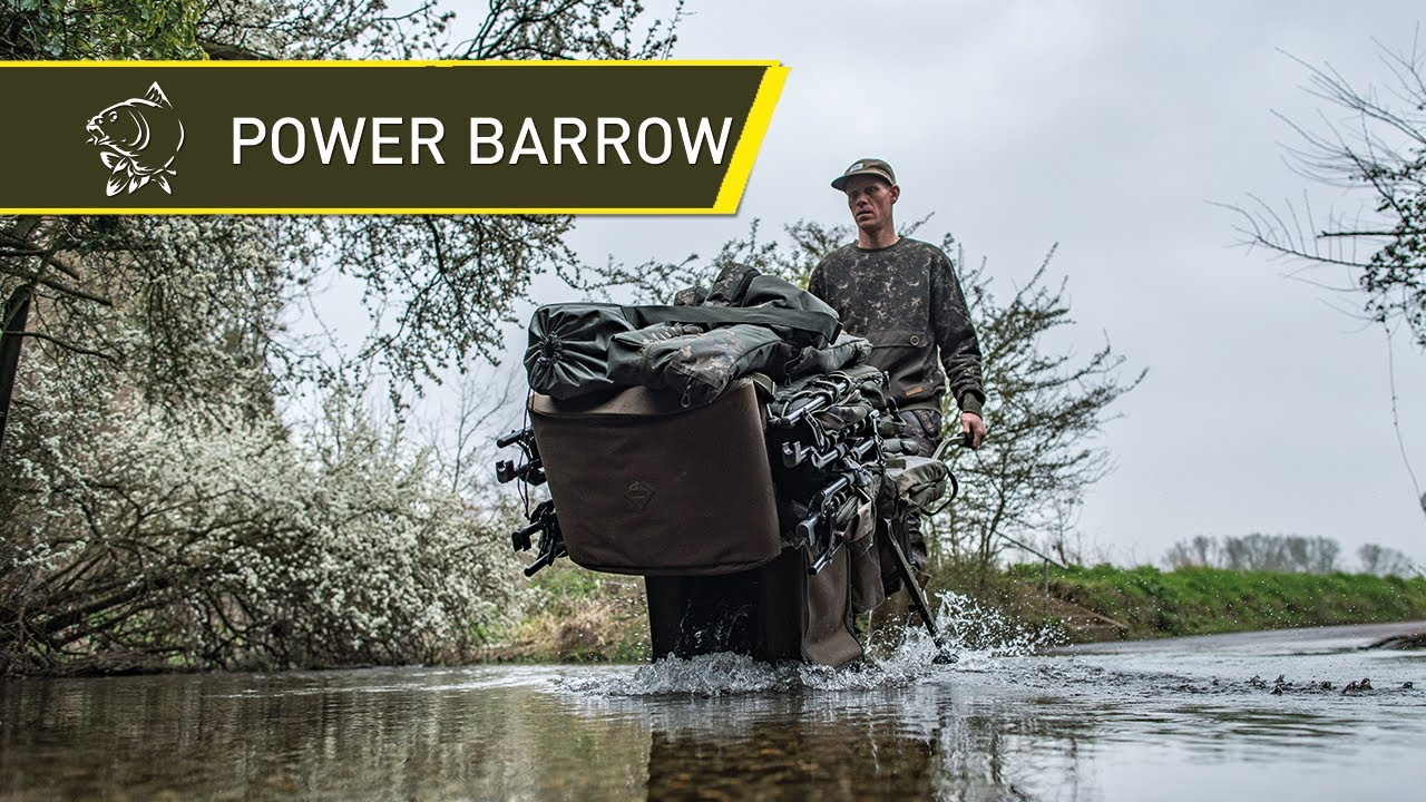 NASH - TRAX Power Barrow