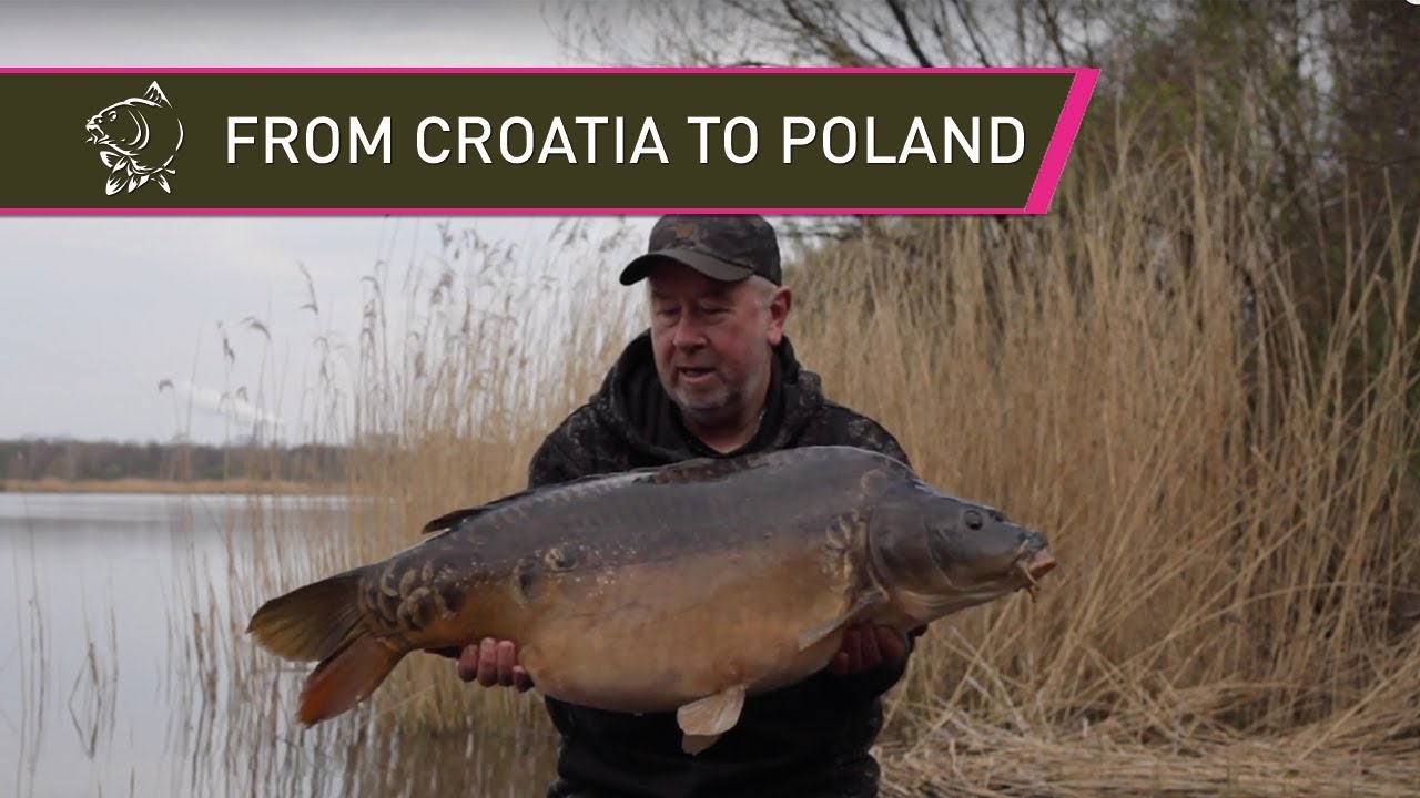 Carp Fishing with Steve Briggs - From Croatia to Poland