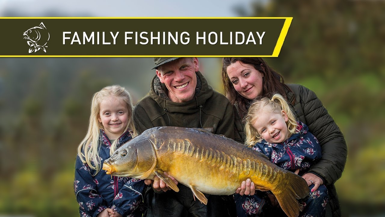 Alan Blair's Family Fishing Holiday