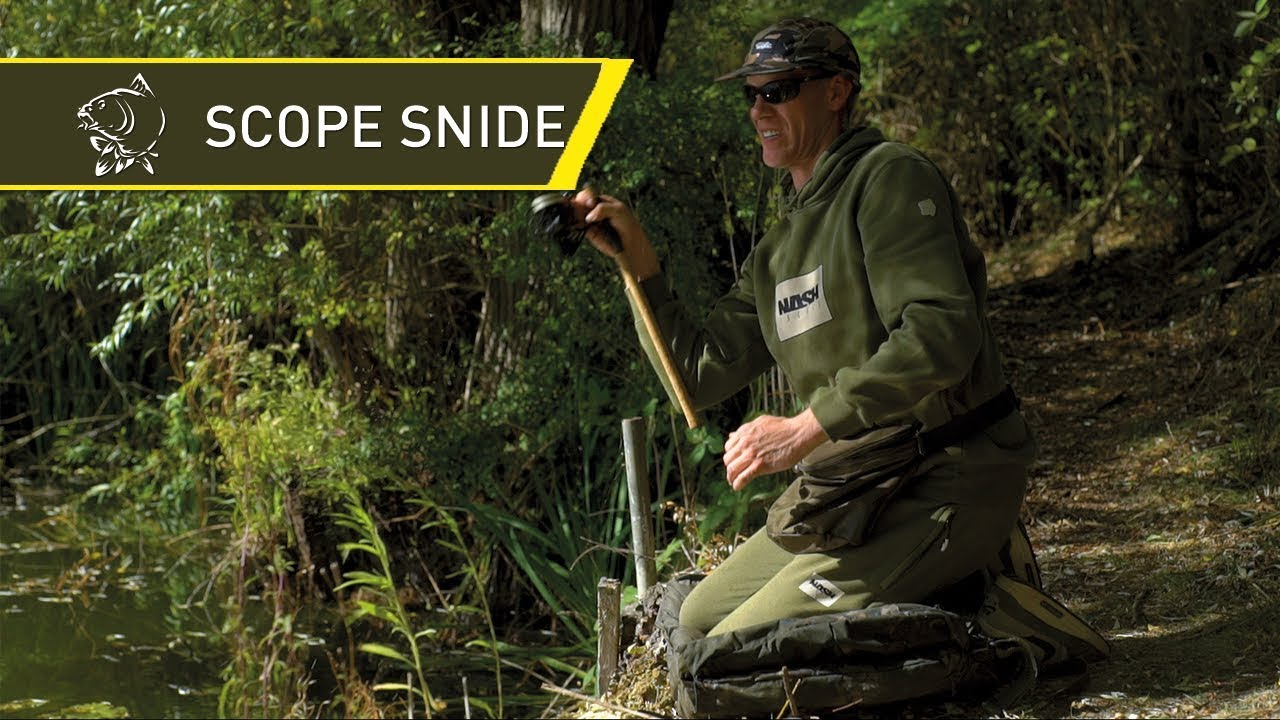 NASH TACKLE - SCOPE SNIDE ROD