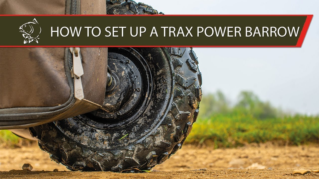 NASH TRAX POWER BARROW - How to Set Up A Nash Trax Power Barrow