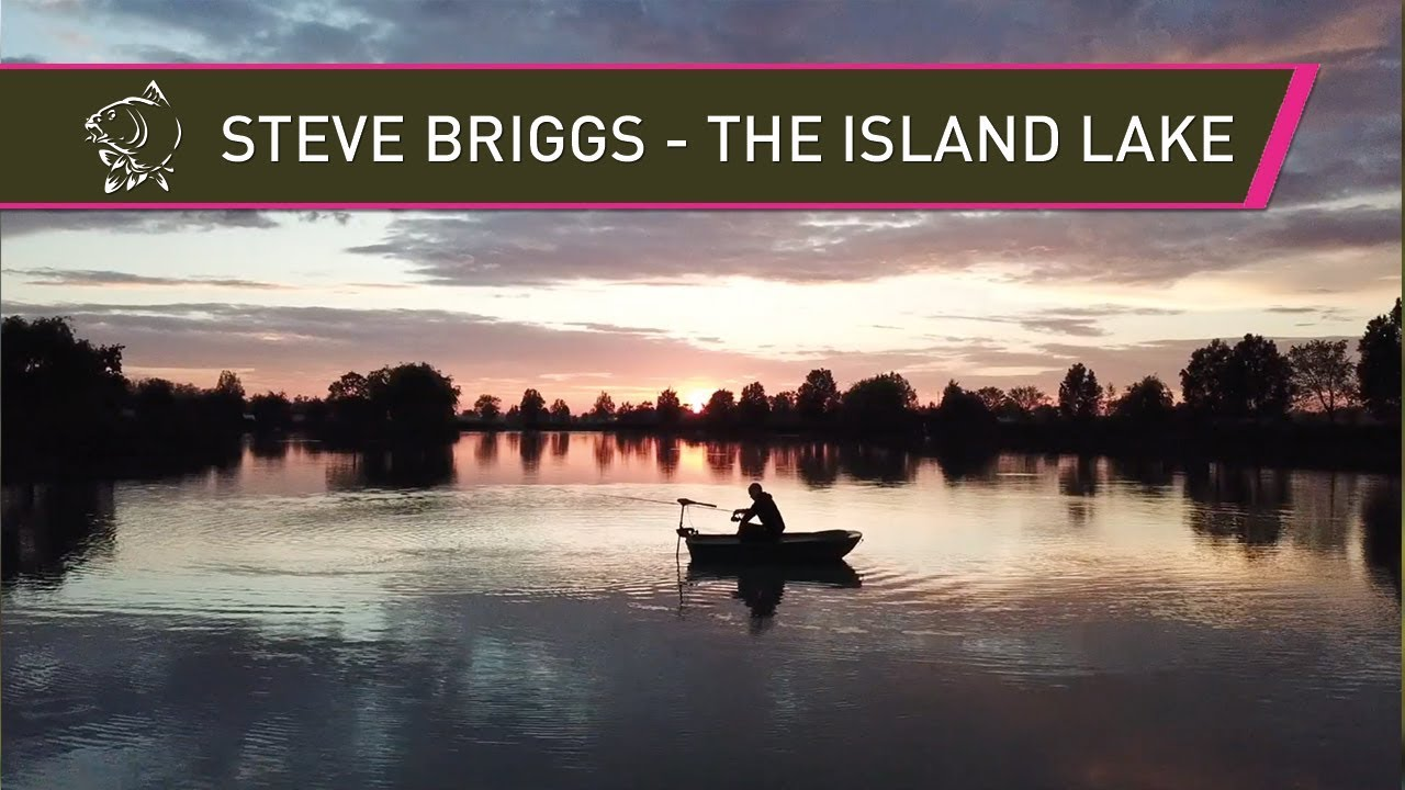 STEVE BRIGGS - CARP FISHING IN HUNGARY