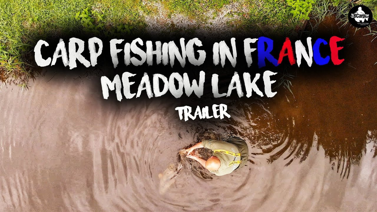 Carp Fishing In France - Meadow Lake - LÉ VLOG 3 TRAILER