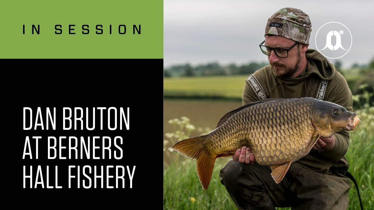 CARPologyTV - In Session with Dan Bruton at Berners Hall