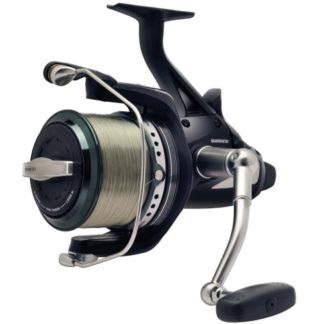 Big Baitrunner Reel XT-A LC with 600m of 0.3mm Ultegra Line Free