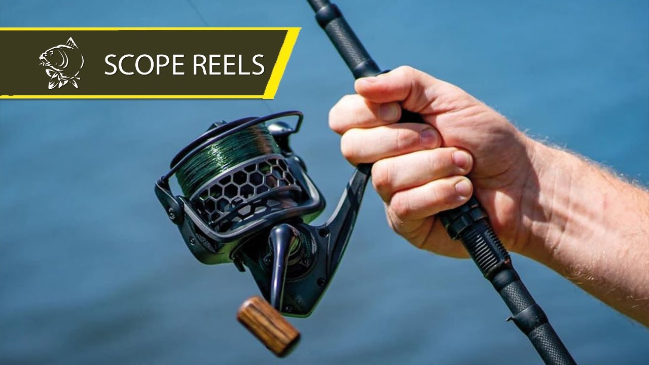 SCOPE REELS - Nash Tackle